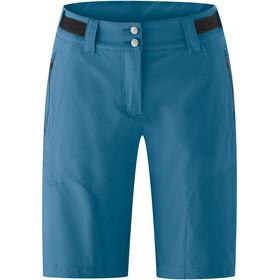 Maier Sports Kerid Bermuda Pants Women, blu